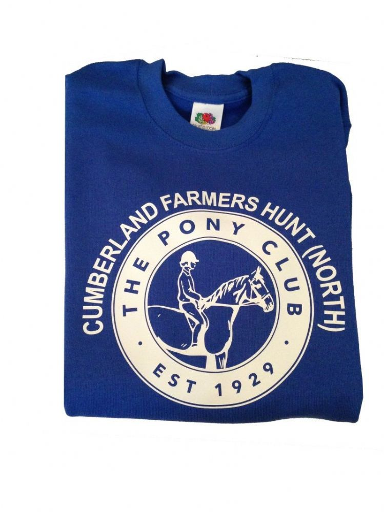 Children's CFHN Royal Sweatshirt